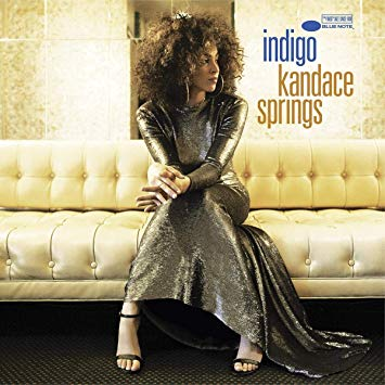 Cover of Kandace Springs album Indigo