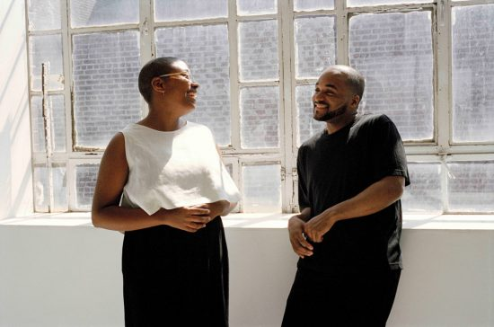 Cécile McLorin Salvant and Sullivan Fortner
