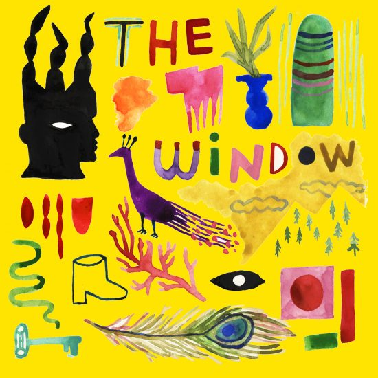 Cover of Cécile McLorin Salvant album <I>The Window</I>