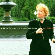 Cover of Maria Schneider album Allégresse