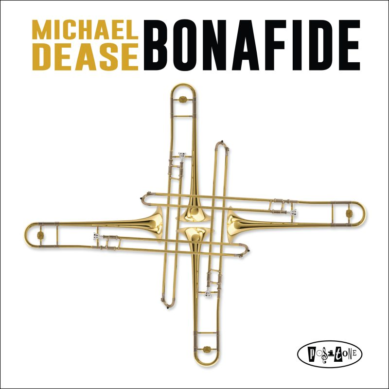 Cover of Michael Dease album Bonafide