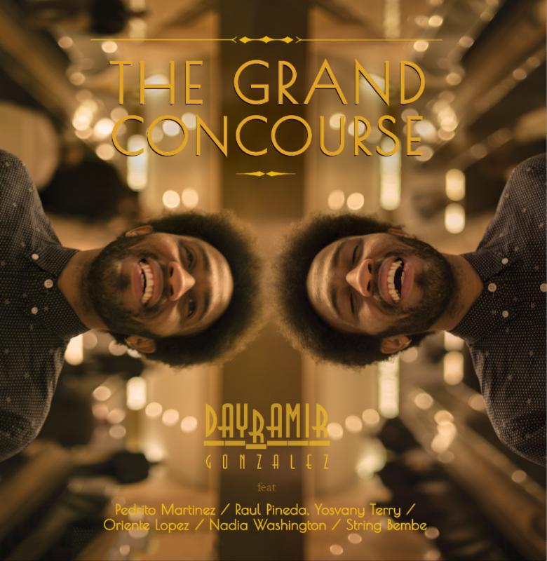 Cover of Dayramir Gonzalez album The Grand Concourse