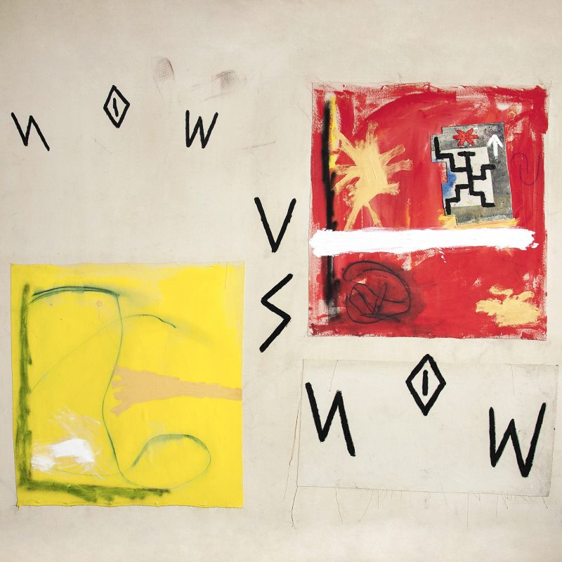 Cover of Now vs. Now album The Buffering Cocoon