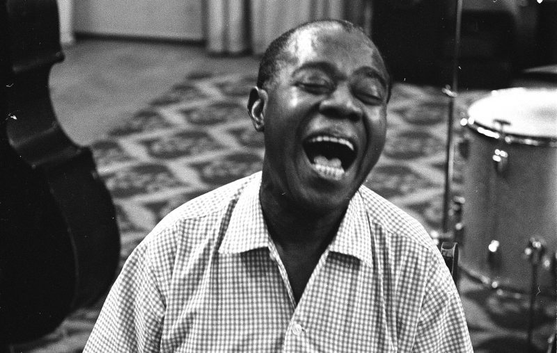 Louis Armstrong, 1968