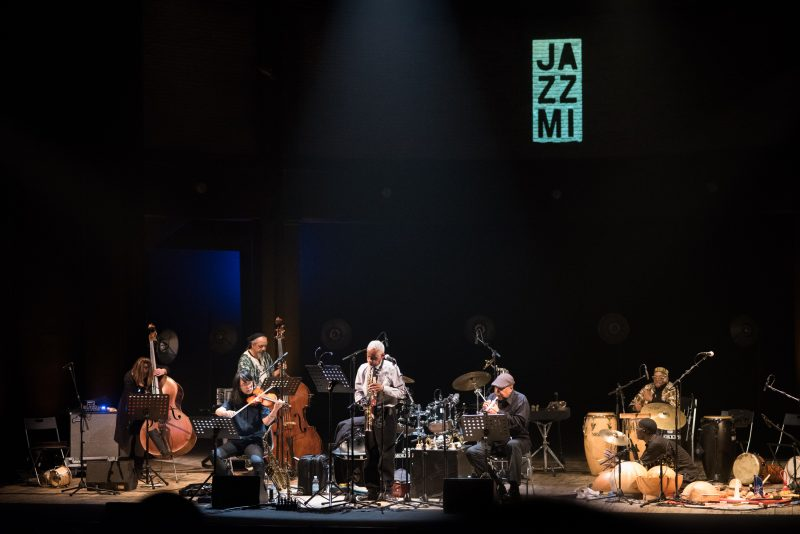 The Art Ensemble of Chicago at the 2018 JazzMi festival in Milan, Italy