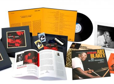 Blue Note Announces Vol. 2 of Subscription Vinyl Box Series