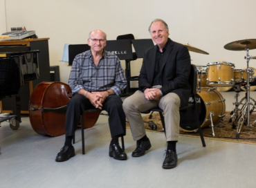 Dave Liebman Donates Personal Archive to Berklee