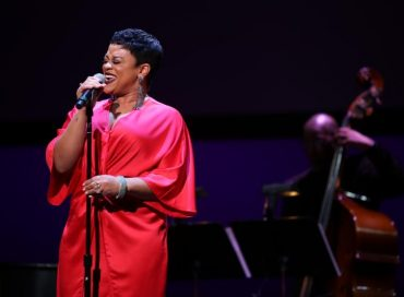 Laurin Talese Wins Sarah Vaughan Vocal Competition