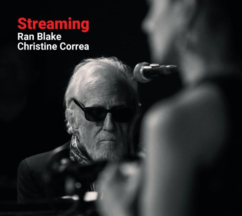 Cover of Ran Blake/Christine Correa album Streaming