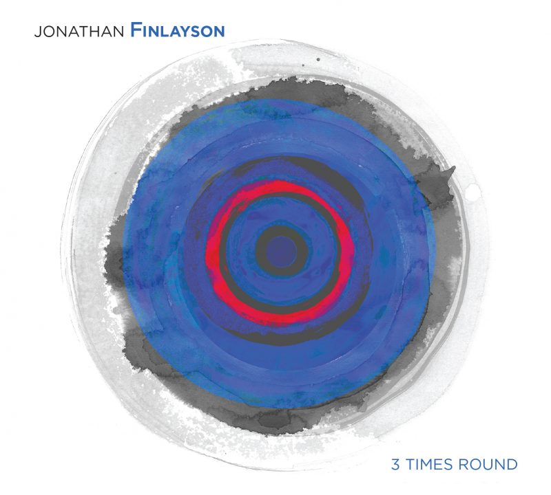 Cover of Jonathan Finlayson album 3 Times Round