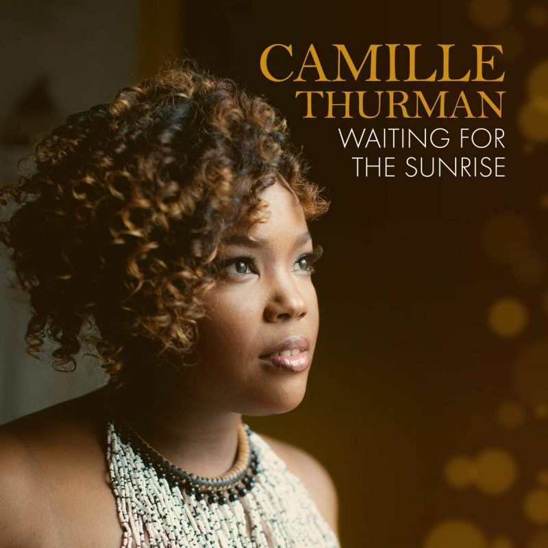 Cover of Camille Thurman album Waiting for the Sunrise