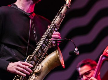 Donny McCaslin: In a Different Place