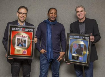 John Coltrane's Giant Steps and My Favorite Things Earn Gold Status