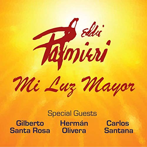 Cover of Eddie Palmieri album Mi Luz Mayor
