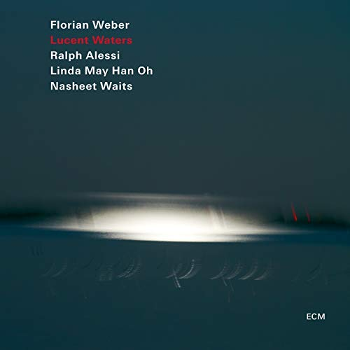 Cover of Florian Weber album Lucent Waters