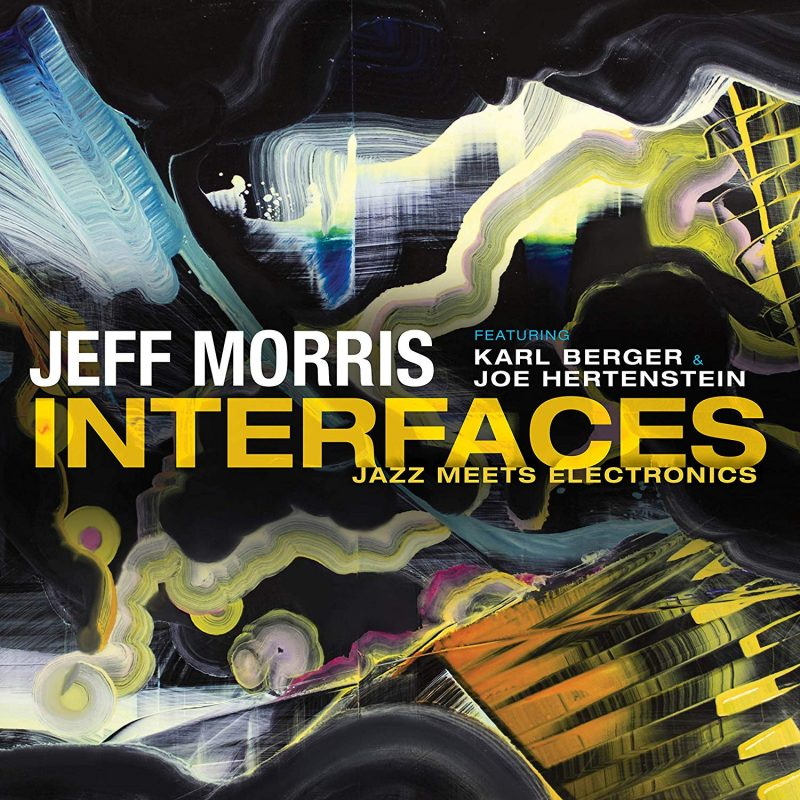 Cover of Jeff Morris album Interfaces