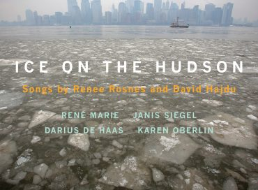 Renee Rosnes & David Hajdu: Ice on the Hudson (SMK Jazz)