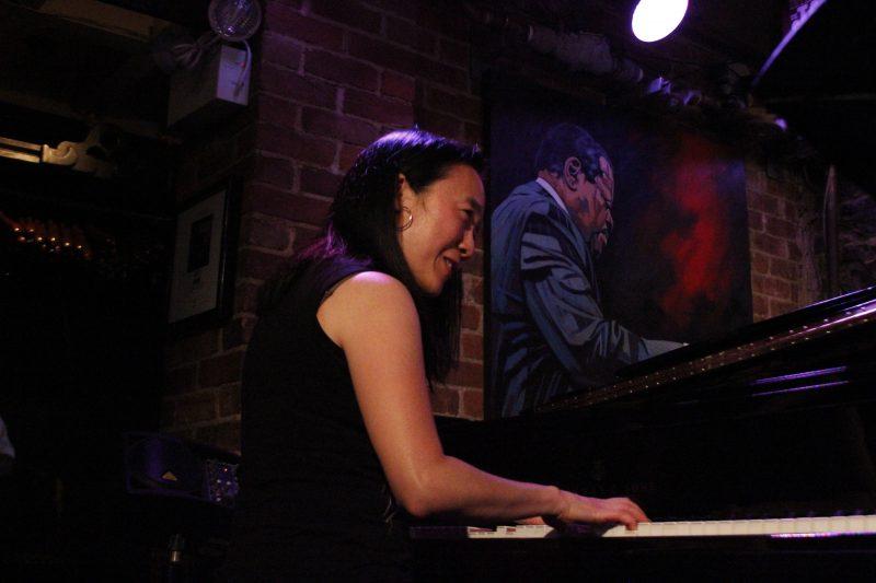 Helen Sung at the 2018 Festival International de Jazz de Montréal