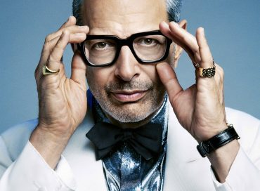 Jeff Goldblum: Not a Hollywood Square