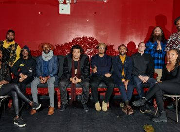 Photos: Makaya McCraven's Universal Beings at Le Poisson Rouge, NYC