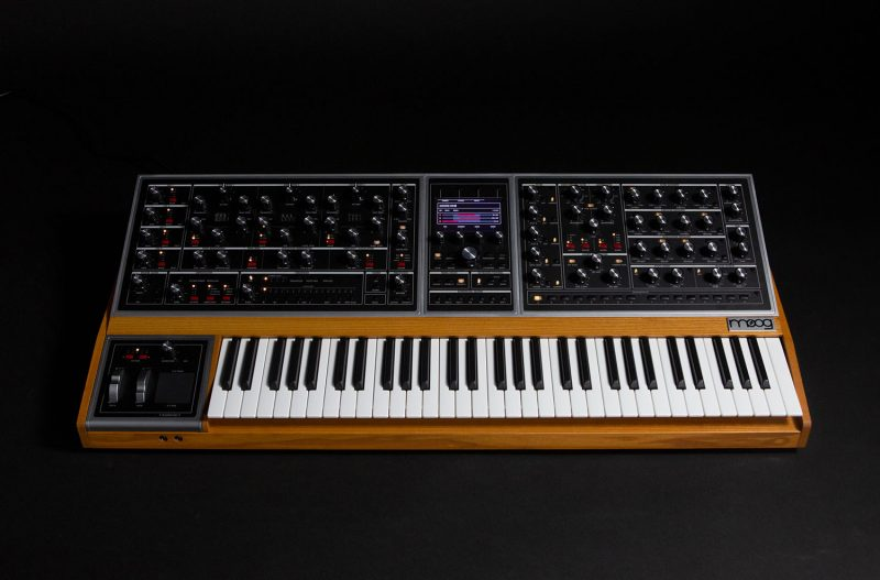 Moog One Polyphonic Synthesizer