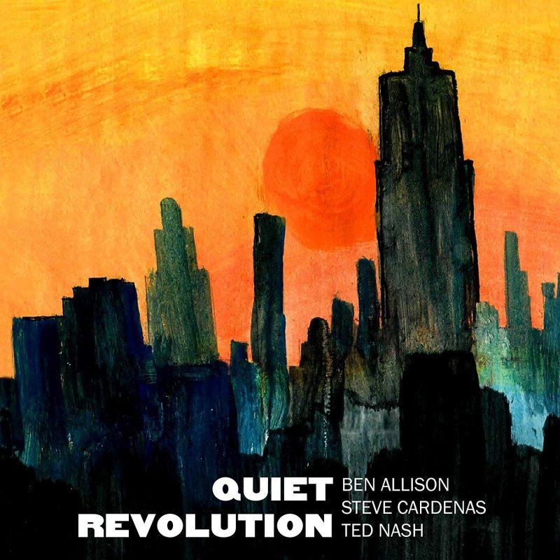 Cover of Ben Allison album Quiet Revolution