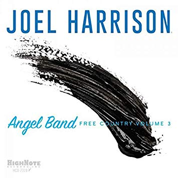 Cover of Joel Harrison album Angel Band: Free Country Volume 3