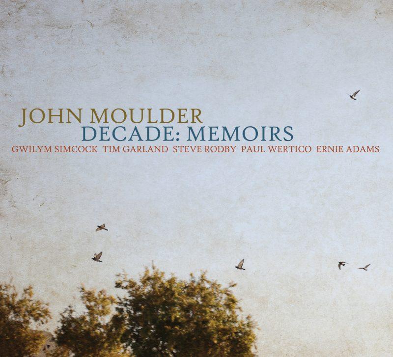 Cover of John Moulder album Decade: Memoirs