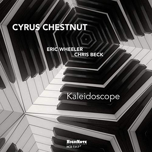 Cover of Cyrus Chestnut album Kaleidoscope