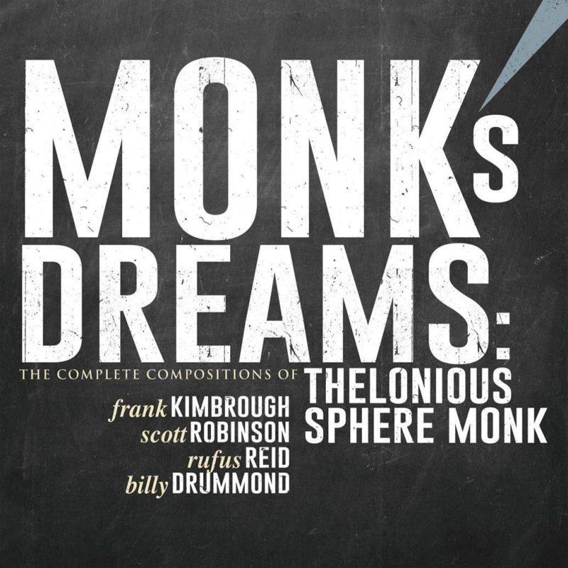 Cover of Frank Kimbrough album Monk's Dreams
