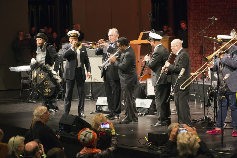 The Jazz at Lincoln Center Orchestra at the Roy Hargrove Musical Celebration
