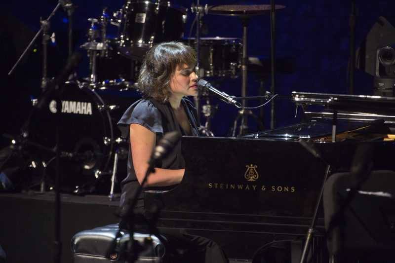 Norah Jones at the Roy Hargrove Musical Celebration
