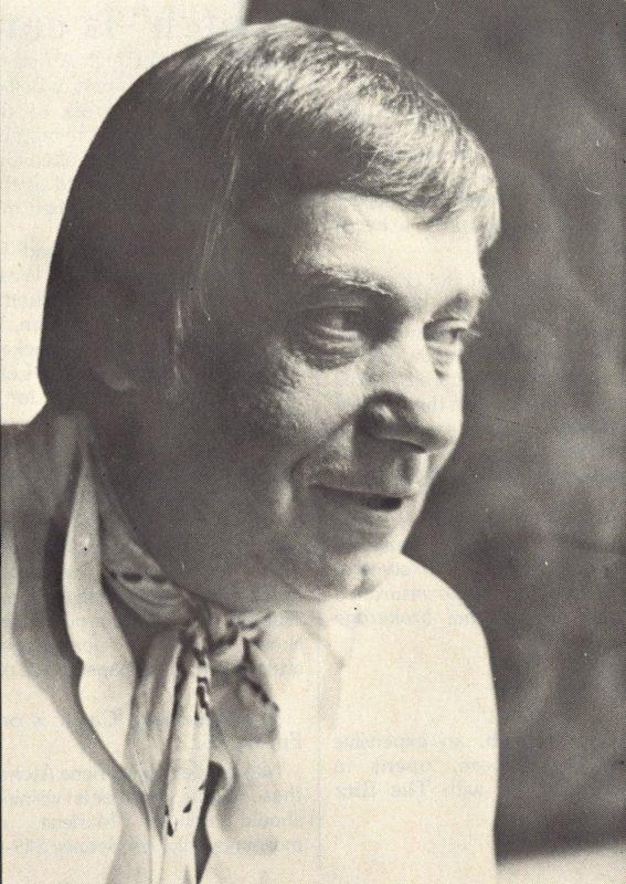 Liepolt Horst in Sydney, 1979
