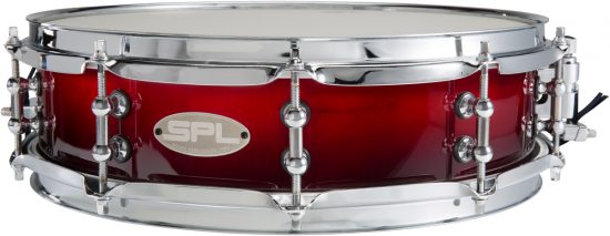 Sound Percussion Labs Scarlet Fade Limited Edition Snare