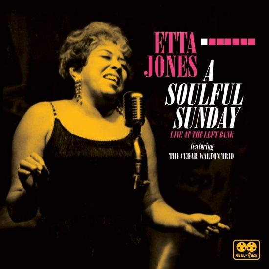 A Soulful Sunday by Etta Jones