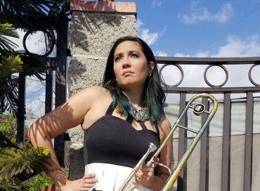Mariel Austin: Big Band Booster