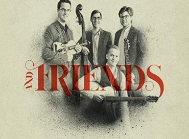 Rhythm Future Quartet: Rhythm Future Quartet And Friends (Magic Fiddle)