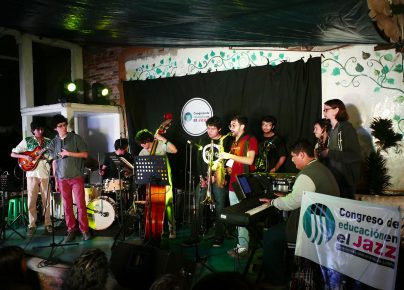 Jazz in Mexico