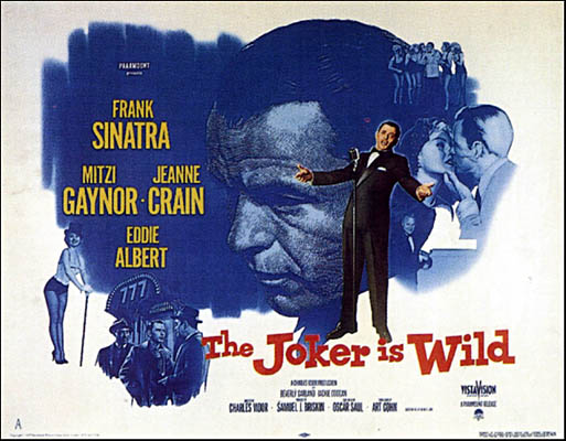 Poster for <I>The Joker Is Wild</I>