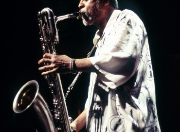 Oliver Lake Remembers Hamiet Bluiett