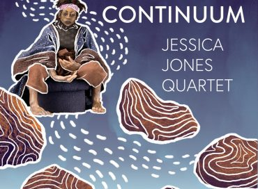 Jessica Jones Quartet: Continuum (Reva)