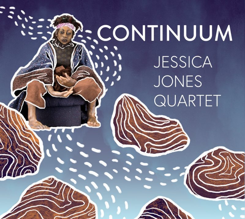 Continuum by the Jessica Jones Quartet