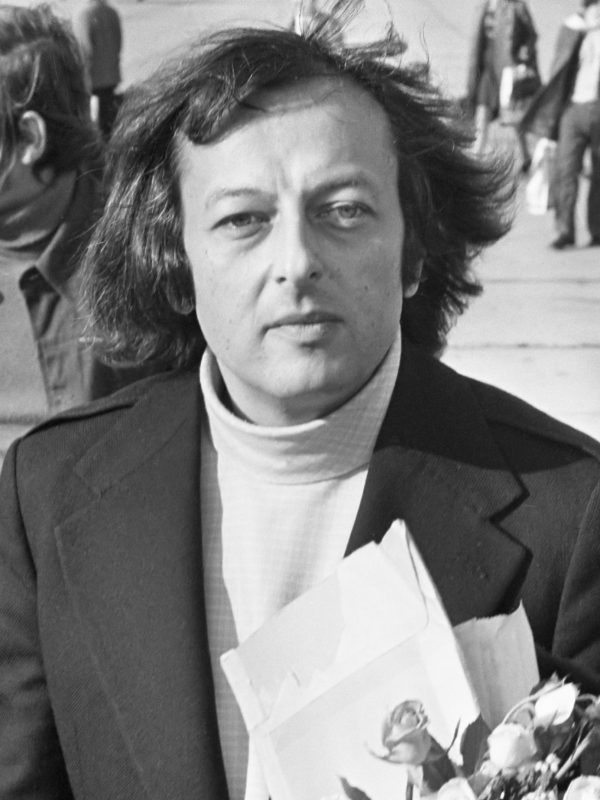 André Previn in 1973