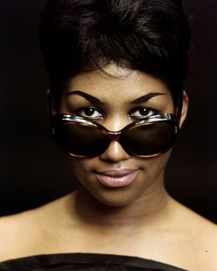 ArethaFranklin Hank Parker Sony Music Archives