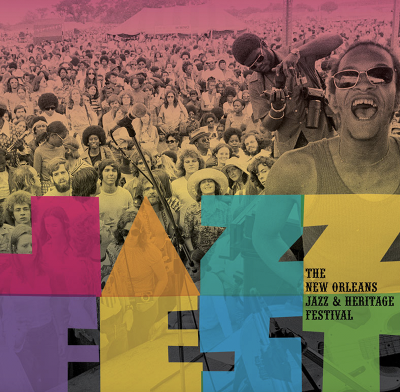 Cover of Jazz Fest box set
