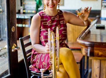 Jennifer Wharton: All About That Bass Trombone