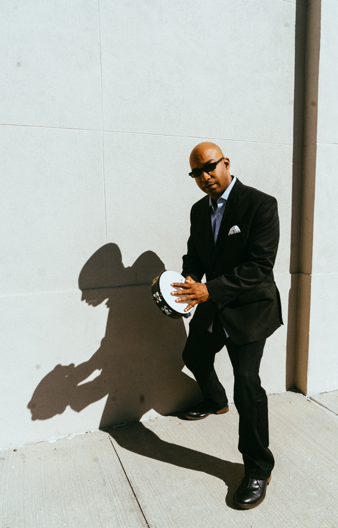 Adonis Rose, artistic director of the New Orleans Jazz Orchestra
