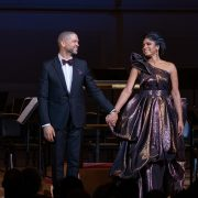 Live Review: Jason and Alicia Hall Moran in Washington