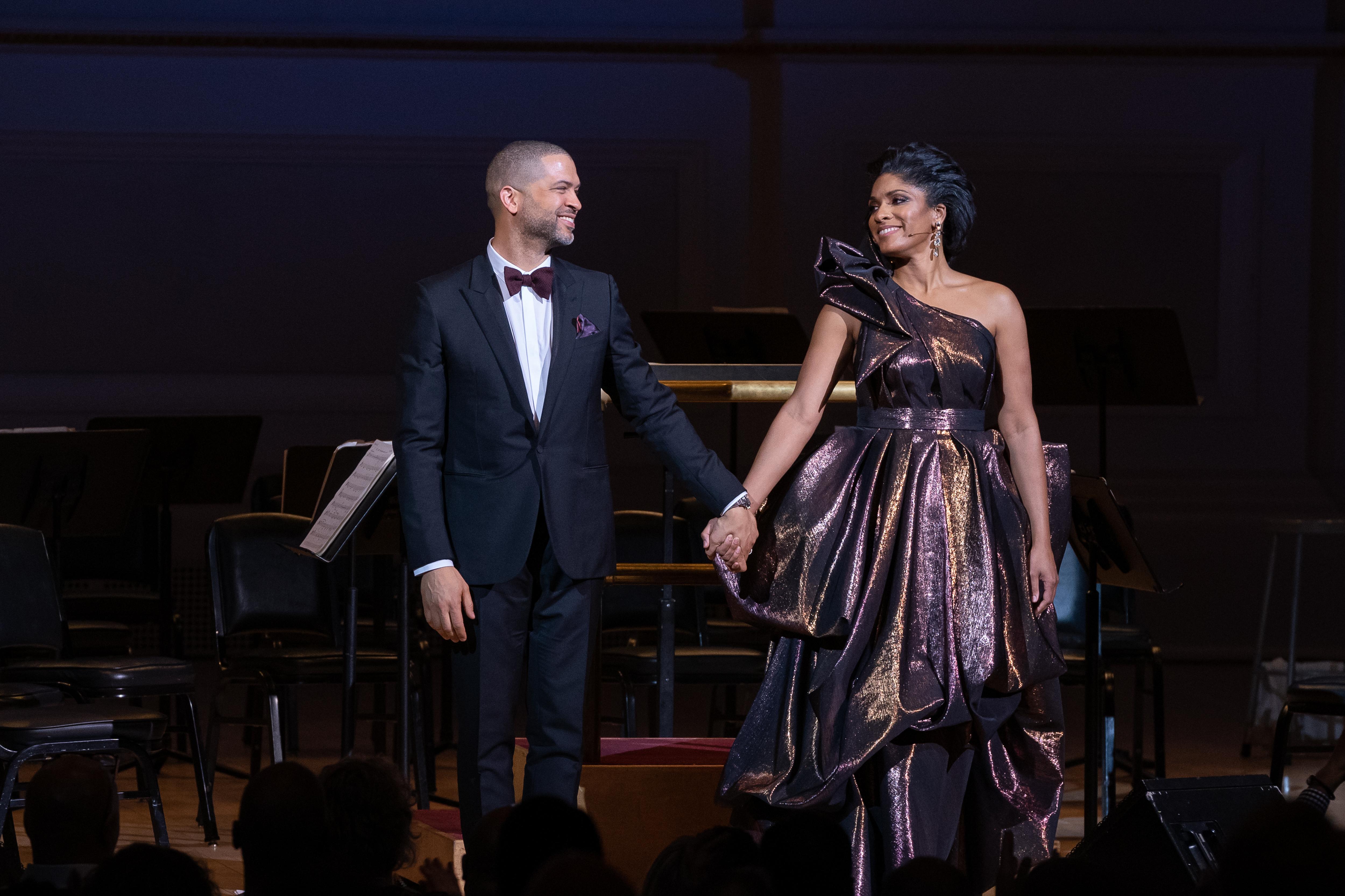 Live Review: Jason and Alicia Hall Moran in Washington - JazzTimes