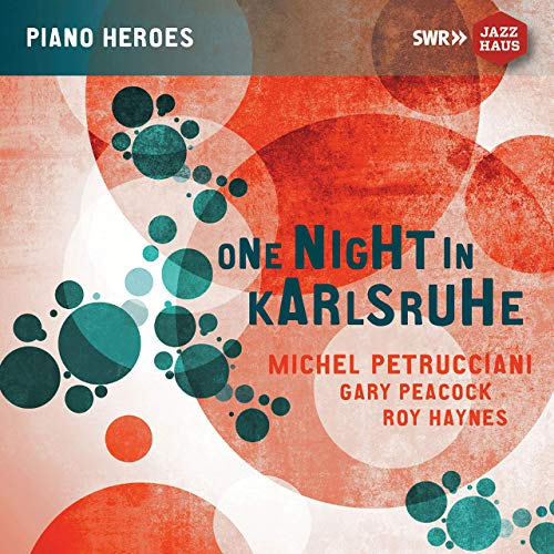 One Night in Karlsruhe by the Michel Petrucciani Trio